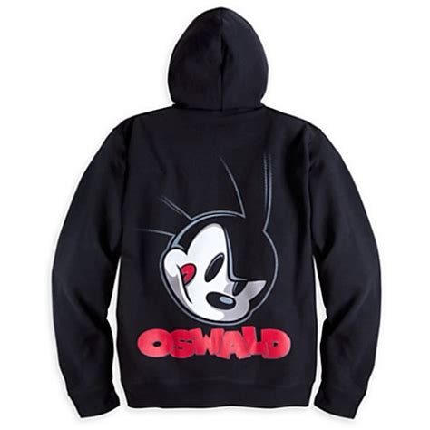Jaket Rabbit Hodie disney jacket for adults oswald the lucky rabbit hoodie