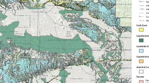 earthquake zones in california worried about being on top of an earthquake fault new