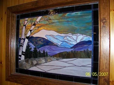 the of glass ferry books 65 best images about winter stained glass on