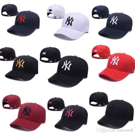Topi Trucker Hat Topi Unisex Day High Quality ny mlb baseball cap snapback hip hop adjustable