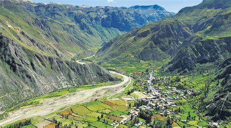 imagenes de valles naturales cotahuasi uno de los valles andinos m 225 s bellos video