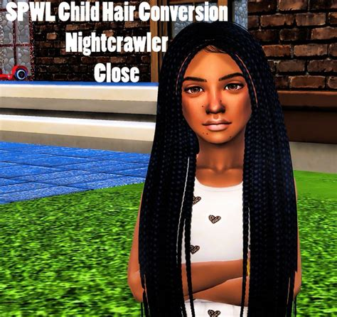 ebonix sims 4 child 17 best images about sims 4 hair on pinterest the sims