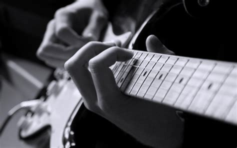 guitar wallpaper black and white hd guitar wallpapers hd wallpaper cave