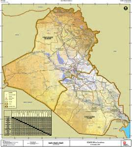 u s army corps of engineers iraq office locations map