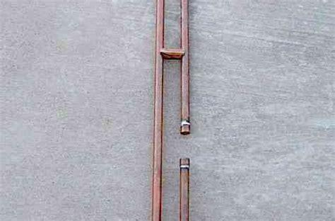 meter slim jim copper tubing antenna   build
