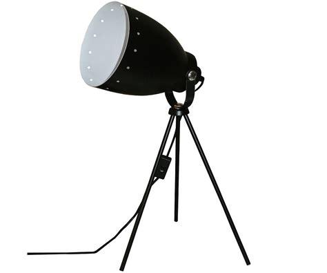 le sur tr 233 pied style projecteur cin 233 ma photo deco loft design noir 366