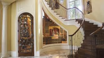 stair wine cellar under the stairs design idea www buildmyart com