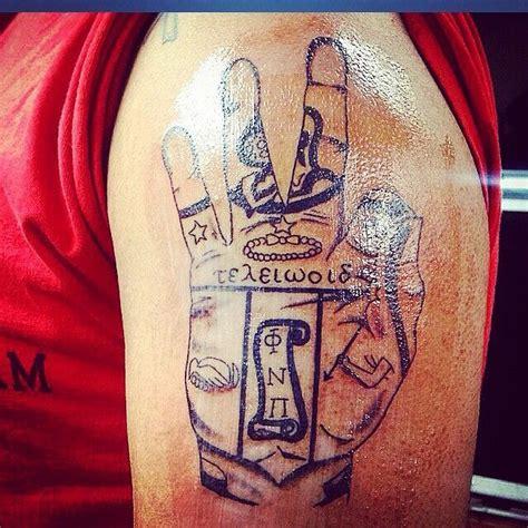 kappa alpha psi tattoo nupes tatted up top five kappa alpha psi tattoos page 2