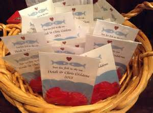 Fishing Favors by 25 Great Ideas About Fish Wedding On Fishing