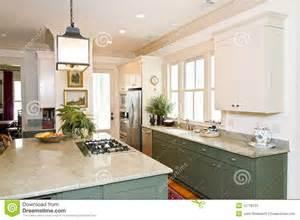 Beautiful Kitchen Cabinet Beautiful Kitchen Stock Photos Image 12719133