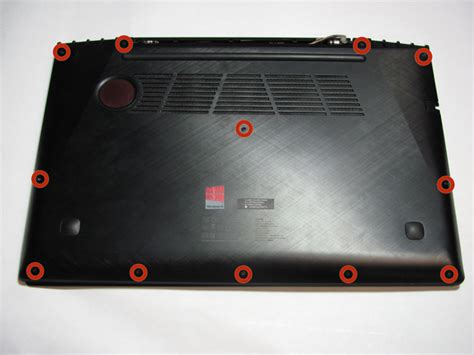 lenovo y50 70 fan lenovo y50 70 touch fan replacement ifixit repair guide