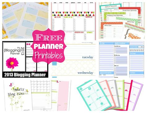 happy planner printable free free planner printables happy go lucky