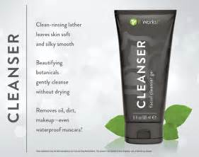 it works cleanser gel skin care it works products