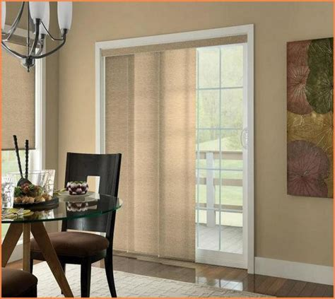 patio door curtains and blinds patio door blinds and curtains home design ideas