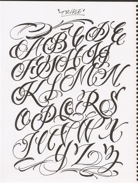 tattoo fonts u 48 best scripts images on script
