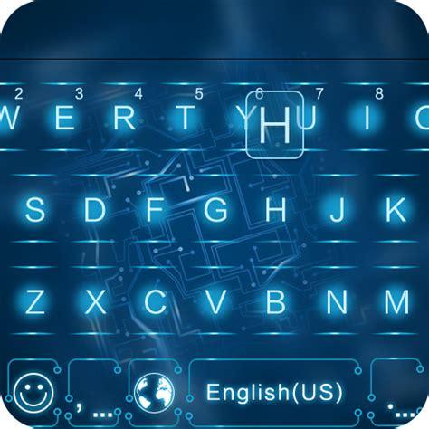 themes for kika keyboard amazon com circuit theme for kika keyboard appstore for