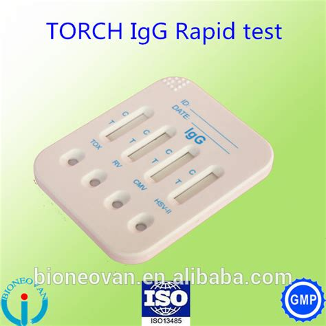 toxo test infectious disease torch igg igm cmv rubella toxoplasma