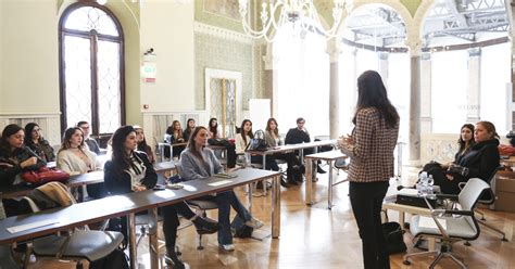 Luiss Business School Mba by Al Via Il Master Of Fashion Luxury Management Major