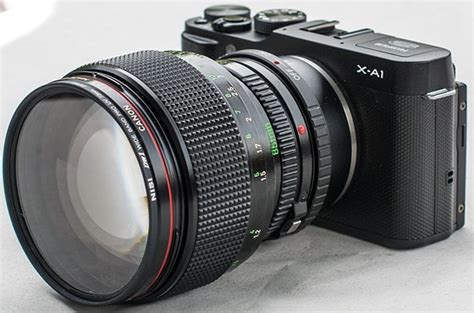 X M1 User question to x m1 and x a1 users fujifilm x system slr