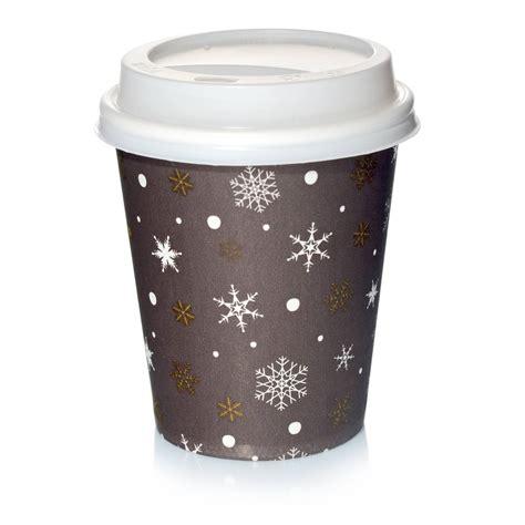 To Go coffee to go becher 0 2l kristall mit deckel weiss 200 stk