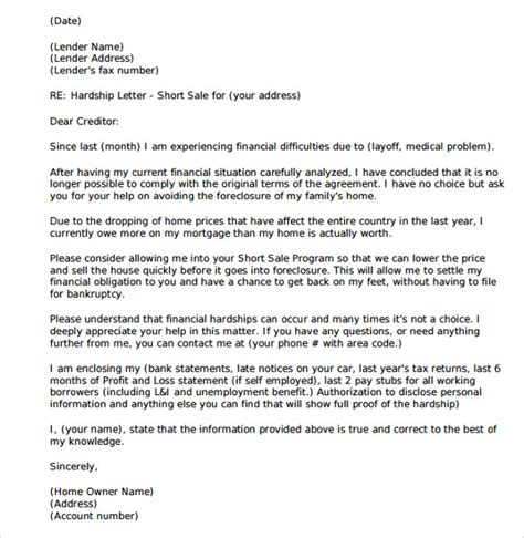 Hardship Withdrawal Letter Hardship Letter For College Pictures