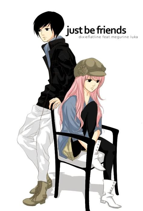 luka just be friends 17 best images about just be friends luka megurine on