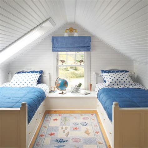 Kinderzimmer Dachgeschoss Gestalten by Schlafzimmer Im Dachgeschoss 25 Coole Designs