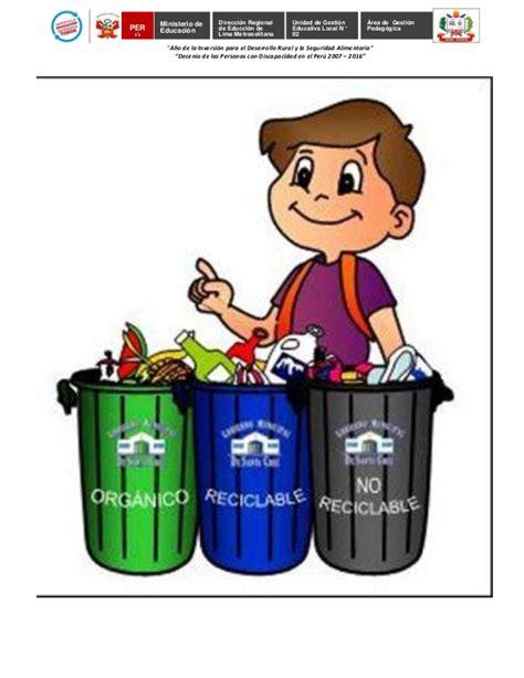 imagenes infantiles reciclaje dibujos de reciclaje para ninos sesion reciclaje rutas de