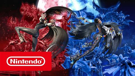 Bayonetta 2 Nintendo Switch bayonetta bayonetta 2 the witch is back nintendo
