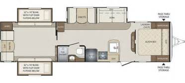Prowler 5th Wheel Floor Plans by Heartland Prowler Floor Plans Trend Home Design And Decor