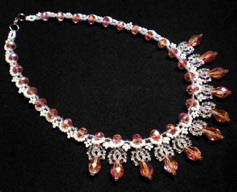 bead magic free pattern for necklace versailles magic