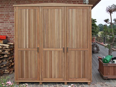 Gartenschrank Holz 3728 by Gartenschrank Holz Philipps Onlineshop