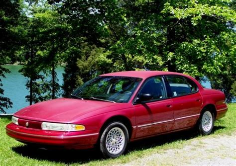 96 Chrysler Lhs by 1996 Chrysler Lhs Vin 2c3hc56f4th187833 Autodetective
