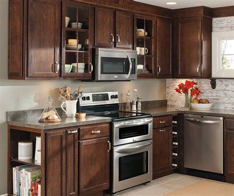 aristokraft cabinets home depot umber cabinets oak kitchen cabinets aristokraft cabinetry