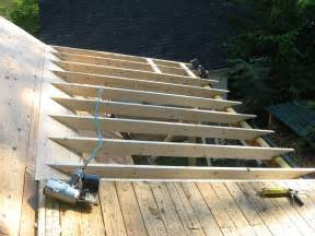 pics for gt gable roof addition framing