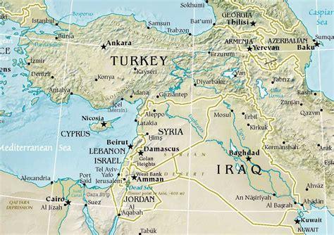 map of turkey and iraq turkey invades iraq in pursuit of kurdish attackers