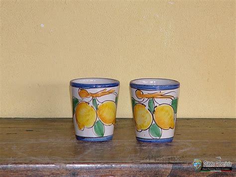 bicchieri per limoncello scheda prodotto bicchiere limoncello ceramiche torcivia srl
