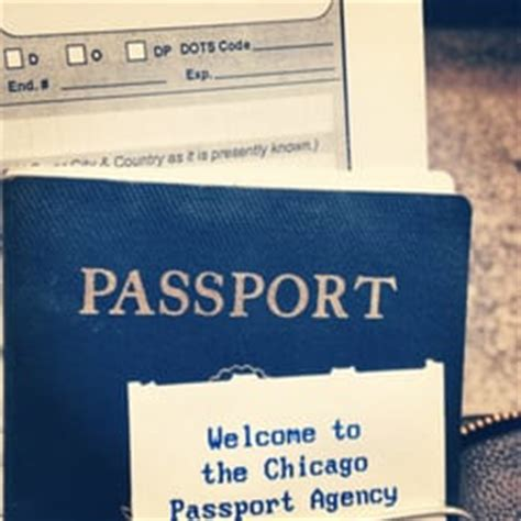 Passport Office Chicago chicago passport agency services government