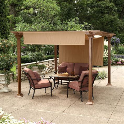 sears garden oasis deluxe pergola replacement canopy gf