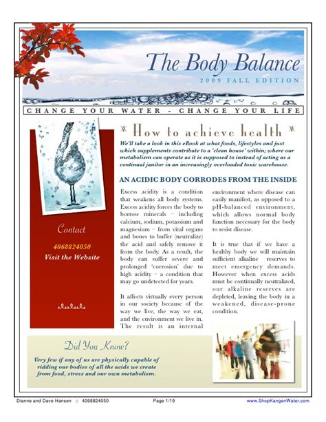 the balance 2009 books alkaline balance e book