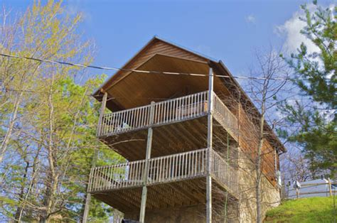 High Cabin by Pigeon Forge Cabins Gatlinburg Cabins