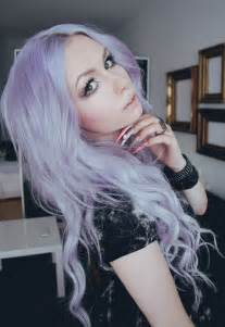 lilac color hair 1000 ideas about pastel lilac hair on lilac
