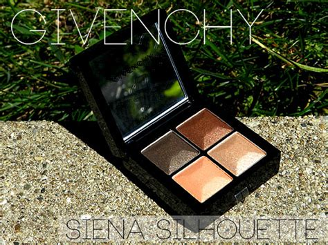 Givenchy Prisme Again Arty Color Blush Quartet by Makeup Tutorial Givenchy Siena Silhouette Le
