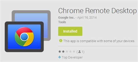 chrome remote desktop android chrome remote desktop app released by today aivanet