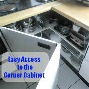 How To Make Use Of Corner Kitchen Cabinets Create Easy Access To The Kitchen Corner Cabinets Hometalk