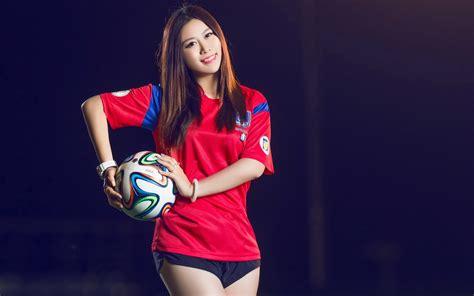 wallpaper girl football 32 world cup jerseys football baby beautiful girls hd