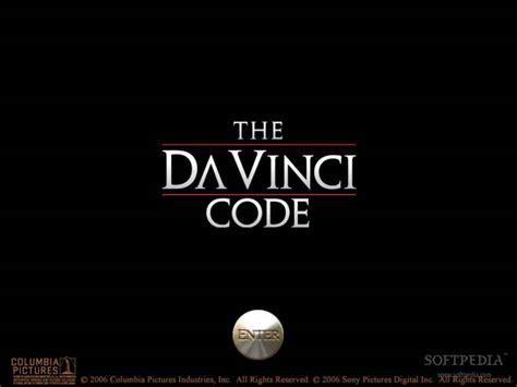 the code the da vinci code