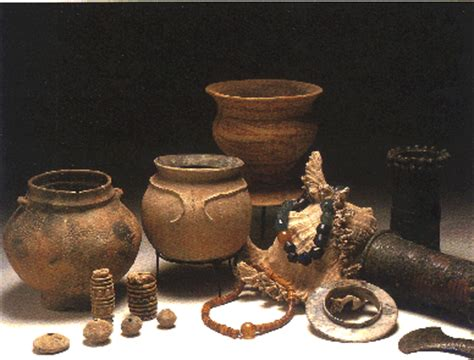 new year artifacts prehistory in thailand