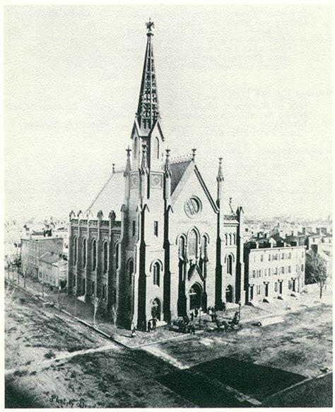 Forum Credit Union On German Church German Roots In Washington Calvary Baptist Church Goethe Institut Usa