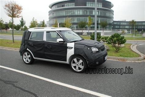 kia soul truck photos of the production kia soul are leaked page1 truck